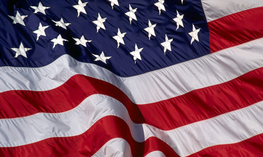 fb cover usflag